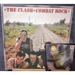The Clash Vinyl / PH ( Combat Rock )