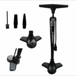 Pompa Polygon High Pressure 160 PSI Alloy ALX Smart Head Road Bike MTB
