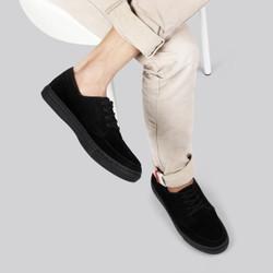 Sepatu Kasual Pria Garp Full Black