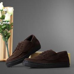 Sepatu Kasual Pria Garp Brown
