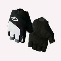 GIRO BRAVO Gel Gloves Black-white