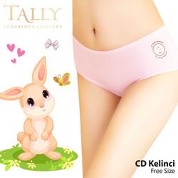 TALLY CD Kelinci Katun Celana Dalam Katun