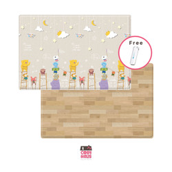 Coby Mat Twinkle Star XL