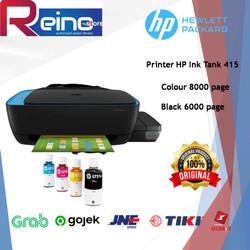 Printer HP INK TANK 415 AIO PRINT SCAN COPY WIRELESS