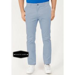 Jack Nicklaus Perryville Celana Premium Pria Slim Fit Biru