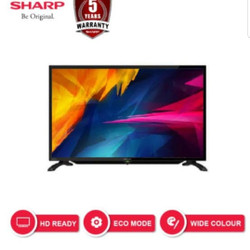LED SHARP 32 INCH 2T- C32BA2i/C32BA2i USB MOVIE