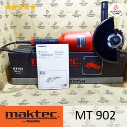 """Mesin Gurinda Grinda Tangan Angle Grinder 7"""" MAKTEC MT902 MT 902"""