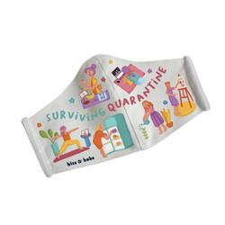 bits & bobs - Masker Anti Air / Masker Kain - Surviving Quarantine