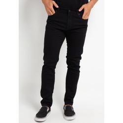 TRIPLE Celana Jeans Slim Fit Super Black (310 828 23)