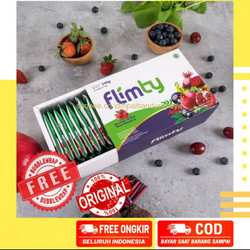 Flimty Ecer-Flimty 1/2 Box-Flimty Fiber-Bisa Gosend