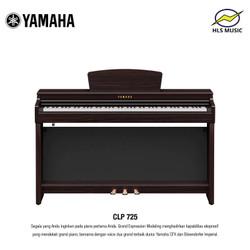 Yamaha CLP 725 / CLP725 Digital Piano Clavinova