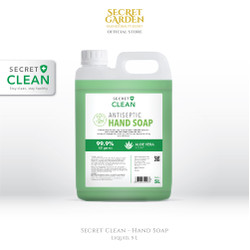 Secret Clean Antiseptic Hand Soap 5L