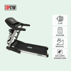 Alat Fitness Treadmill Elektrik Topgym Baltimore