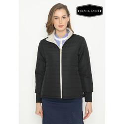Jack Nicklaus Thompson Premium Jacket Wanita Hitam