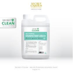 Secret Clean Disinfectant Liquid 5L