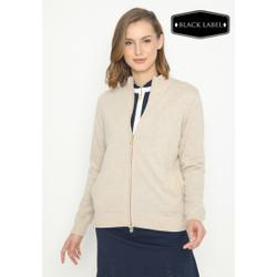 Jack Nicklaus Somerset Premium Outerwear Wanita Khaki