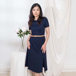 Chocochips - Birgitta Dress Navy
