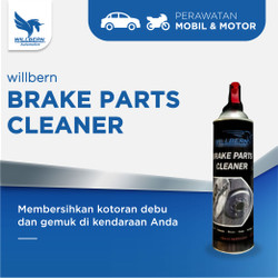 Willbern Brake Parts Cleaner - 500ml
