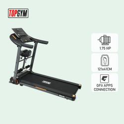 Alat Fitness Treadmill Elektrik Topgym Casablanca