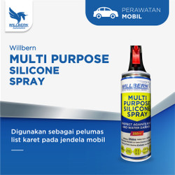 Willbern Multi Purpose Silicon Spray - 300ml