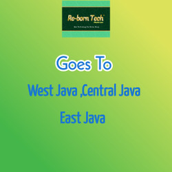 Divan dipan Re-born Tech® Goes To West Java ,Central Java & East Java