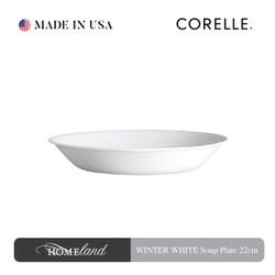 CORELLE Winter White Soup Plate 22 cm