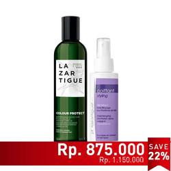 Lazartigue Hair protection Promo Set