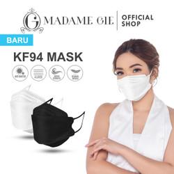 Madame Gie Protect You KF94 Mask - Masker Kesehatan Isi 10 Pcs