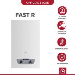 Pemanas Air Gas / Gas Instant Water Heater Ariston Fast R 5 L