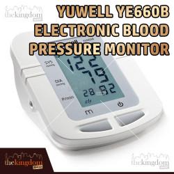 Yuwell YE660B Blood Pressure Monitor YE-660B Alat Ukur Tekanan Darah