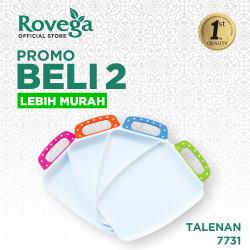 2in1 Rovega Talenan Premium Plastik / Chopping Board Chopchopper7731