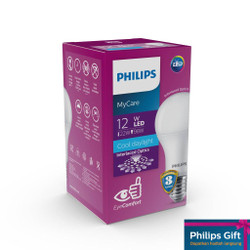 Philips MyCare LEDBulb 12W E27 6500K 230V Putih