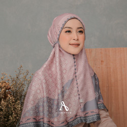 RUSAYLA KHIMAR SERIES AUTHENTISM HIJAB INSTANT
