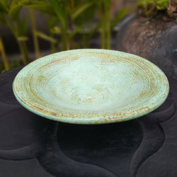Piring Terracota Dekorasi size medium