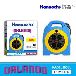 Hannochs Kabel Roll 15 Meter HCR 101 15M Orlando