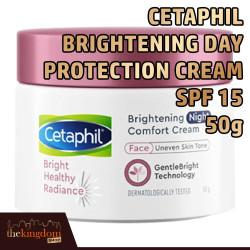 Cetaphil Brightening Day Protection Cream SPF 15 50g Krim Muka Face