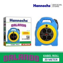 Hannochs Kabel Roll 20 Meter HCR 102 20M Orlando