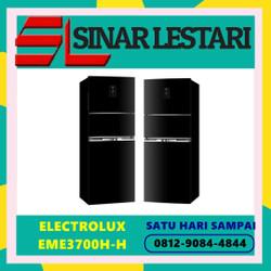 ELEKTROLUX KULKAS EME3700H-H EME3700H-H/BL KULKAS 3 PINTU KAP 336 L