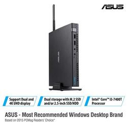 ASUSPRO E520-7400DOS Ultra Slim Mini PC