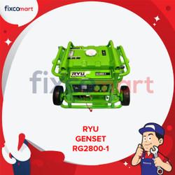 RYU Genset RG 2800 -1/ Mesin Generator / RYU Mesin Genset 2500W
