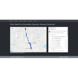 Source Code Sistem Informasi Geografis (GIS) Codeigniter