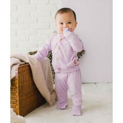 Takoyakids Essentials Suki Foldable Pyjamas Sets Lilac