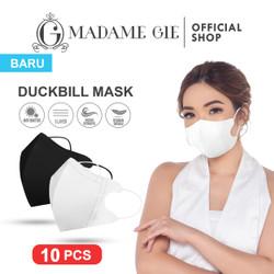Madame Gie Protect You Duckbill Mask – Masker Kesehatan isi 10 pcs