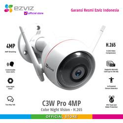 Ezviz C3W Pro 4MP Outdoor Color Night Vision Smart IP Camera