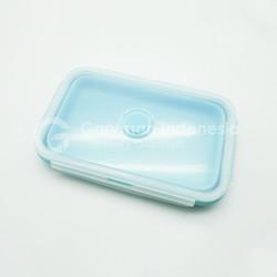 Collabsible lunch box/tempat makan lipat