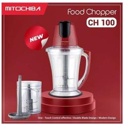 Food chopper blender 2 pisau MITO MITOCHIBA CH-100 CH100 RESMI