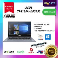 ASUS Vivobook Flip TP412FA - I5-10210U 8GB 512GB FHD IPS W10 OHS2019