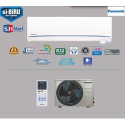 AC Panasonic Deluxe 1 PK CS-PN9WKJ / PN 9WKJ / PN9WKJ (KHUSUS MEDAN)