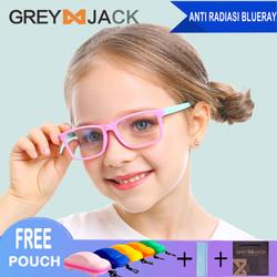 Kacamata Anak/ Kacamata Anti Radiasi/ Kacamata Anti Sinar Biru/S8225