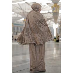Haramain Prayer Robe - Tan